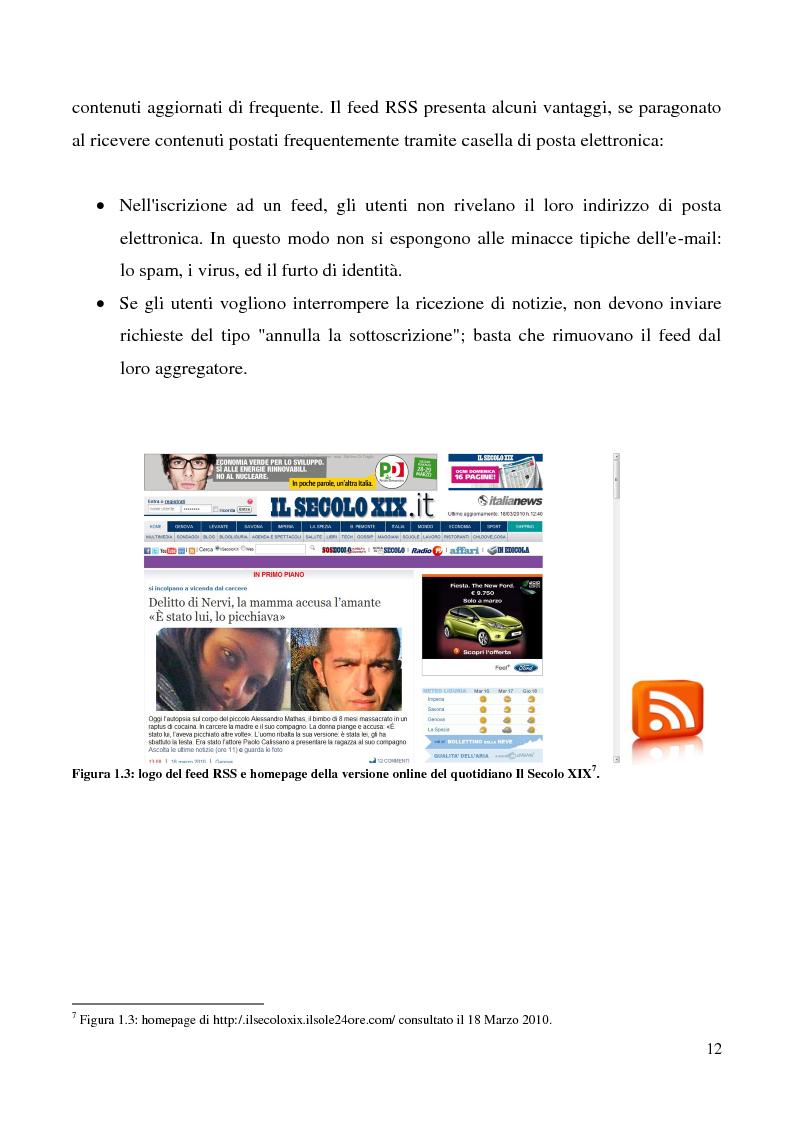 Anteprima della tesi: Tecnologie semantiche applicate alla Web Promotion in ambito turistico, Pagina 10