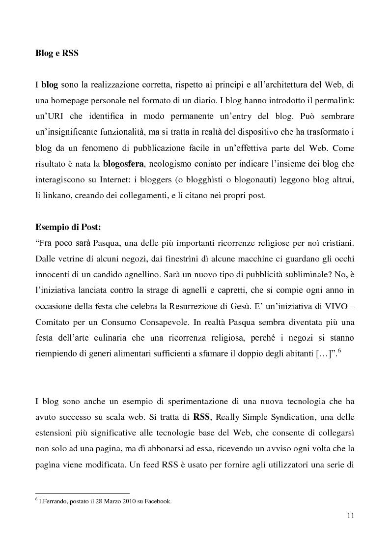 Anteprima della tesi: Tecnologie semantiche applicate alla Web Promotion in ambito turistico, Pagina 9