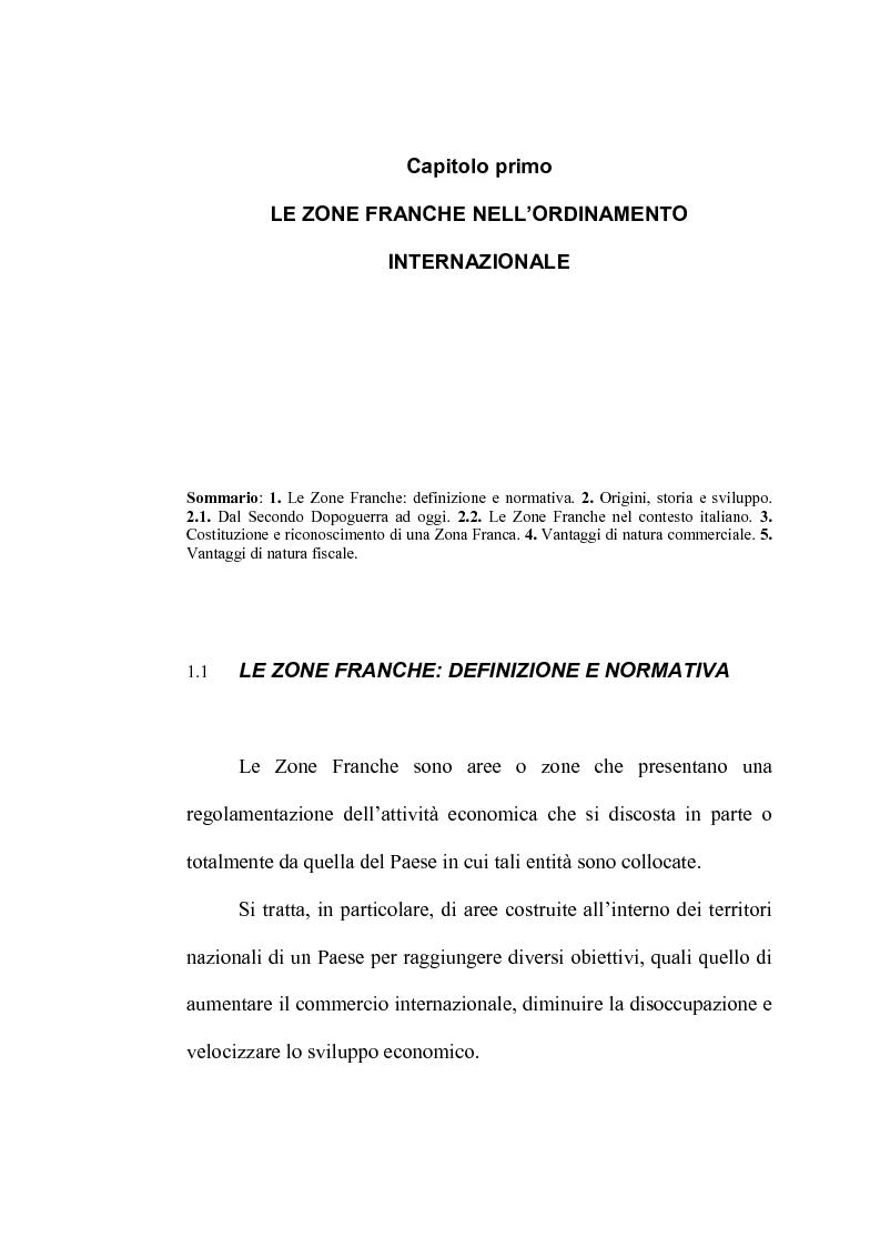 Anteprima della tesi: Zone Franche Urbane, Pagina 12