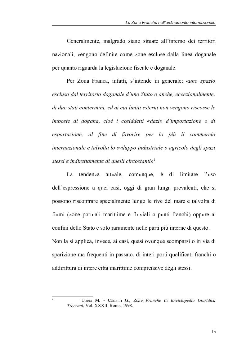 Anteprima della tesi: Zone Franche Urbane, Pagina 13