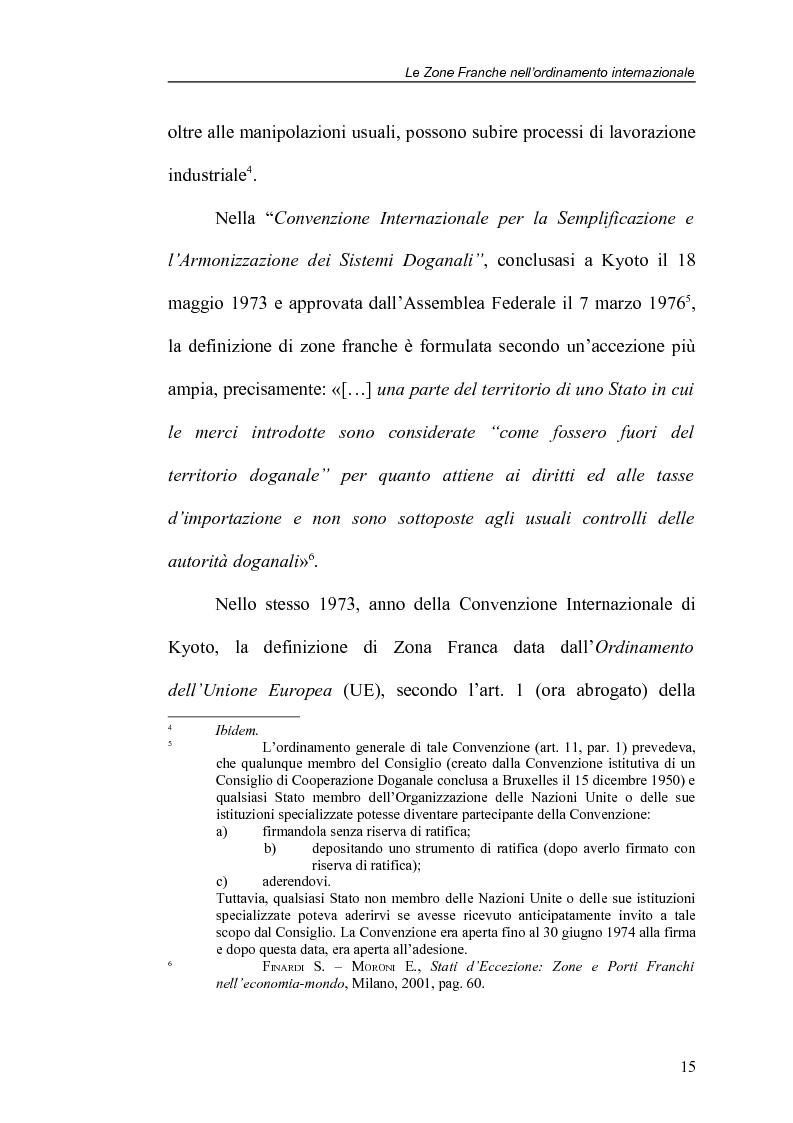 Anteprima della tesi: Zone Franche Urbane, Pagina 15