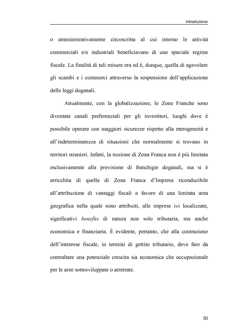 Anteprima della tesi: Zone Franche Urbane, Pagina 3