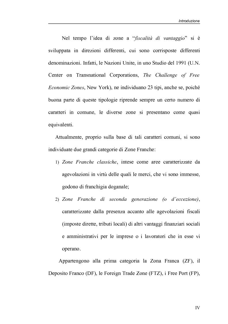 Anteprima della tesi: Zone Franche Urbane, Pagina 4