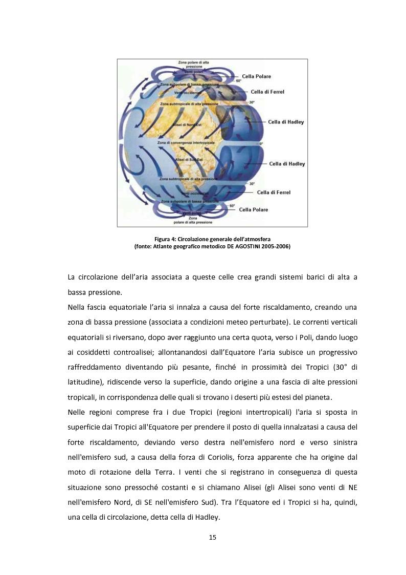 Anteprima della tesi: Valutazione del potenziale eolico dell'area di Vallata (AV) con l'utilizzo di modelli meteorologici ad area limitata, Pagina 5