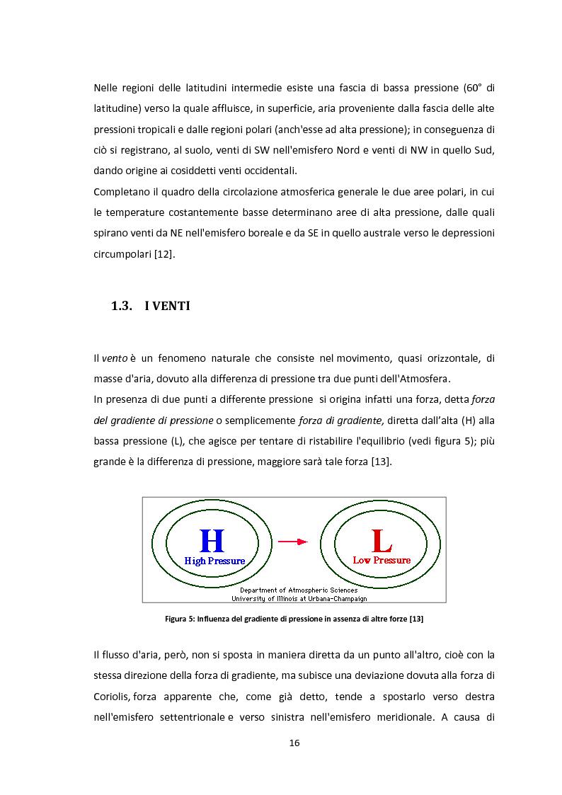 Anteprima della tesi: Valutazione del potenziale eolico dell'area di Vallata (AV) con l'utilizzo di modelli meteorologici ad area limitata, Pagina 6