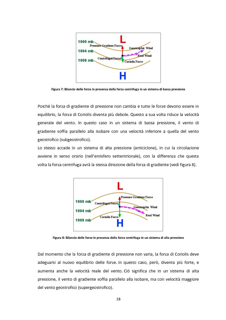 Anteprima della tesi: Valutazione del potenziale eolico dell'area di Vallata (AV) con l'utilizzo di modelli meteorologici ad area limitata, Pagina 8
