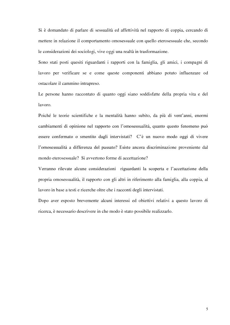 Anteprima della tesi: Modelli di amore e nuove forme di vita: il caso dell'omosessualità, Pagina 3