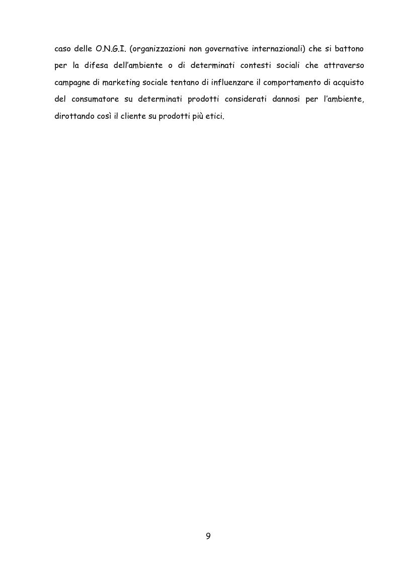 Anteprima della tesi: Il marketing nella new economy, Pagina 8