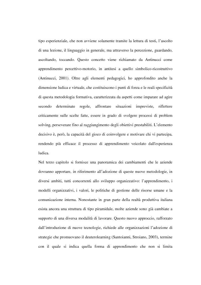 Anteprima della tesi: Nuove tecnologie e pratiche emergenti per lo sviluppo organizzativo, Pagina 4