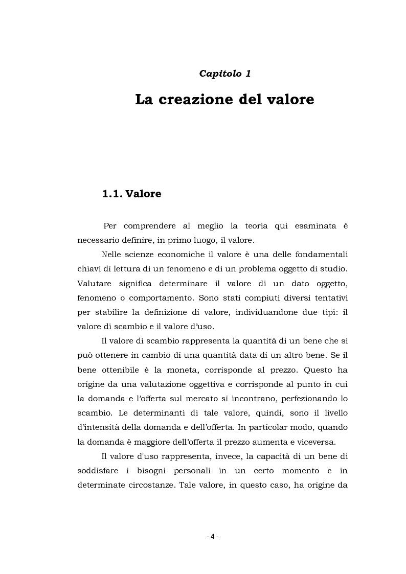 Anteprima della tesi: Acquisizioni aziendali e processi di creazione/distruzione di valore. Il caso Pirelli - Telecom Italia., Pagina 4