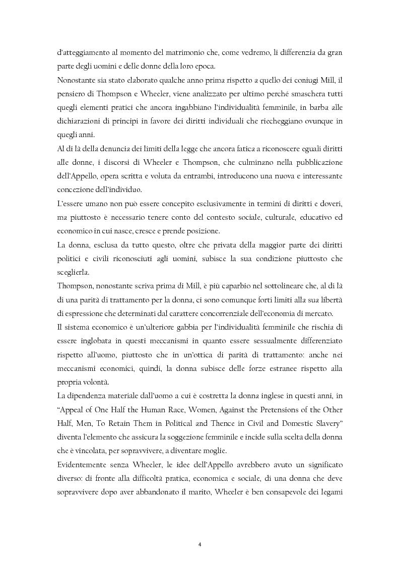 Anteprima della tesi: Giochi di coppia. Logiche patriarcali e pensiero politico inglese tra il XVII e il XIX secolo., Pagina 4