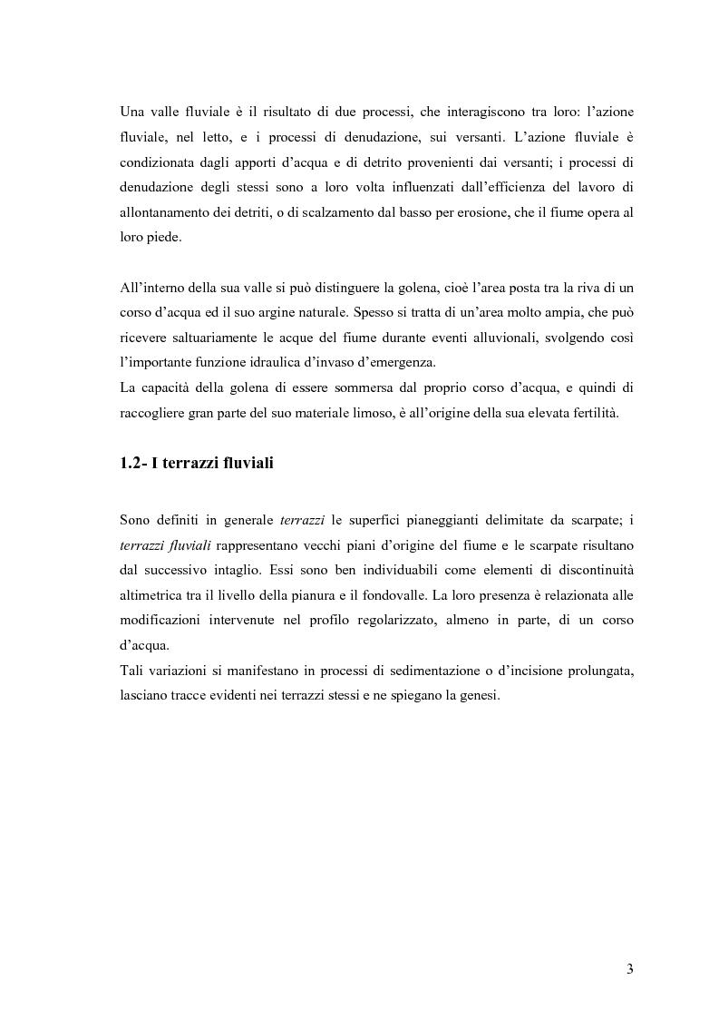 Anteprima della tesi: Dinamica di accrescimento di Leucojum aestivum L. in alcune sorgenti di terrazzo a Pavia, Pagina 3