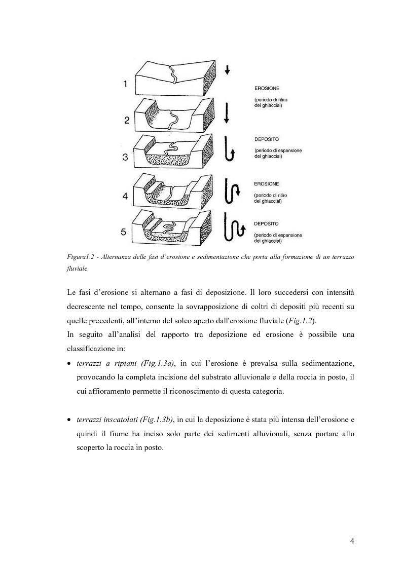 Anteprima della tesi: Dinamica di accrescimento di Leucojum aestivum L. in alcune sorgenti di terrazzo a Pavia, Pagina 4