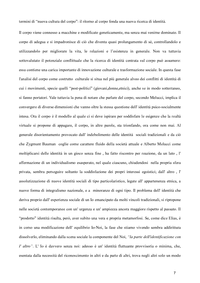 Anteprima della tesi: Donne nuove: cultura di massa e identità femminile, Pagina 4
