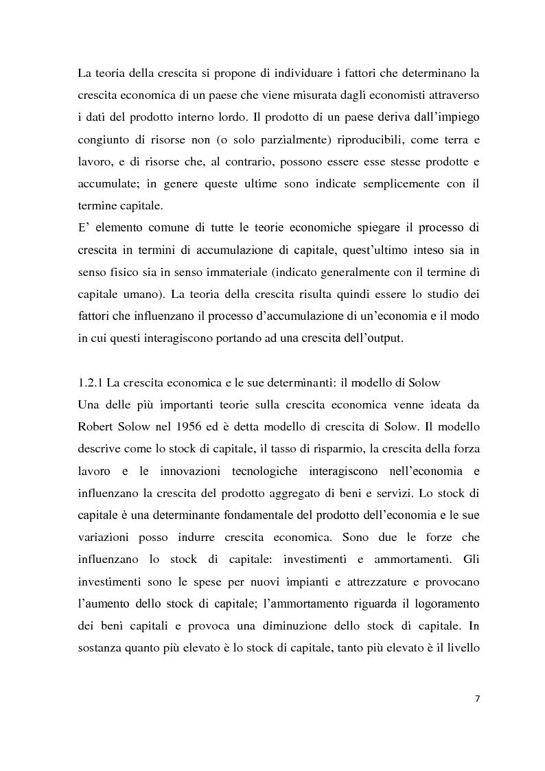 Anteprima della tesi: Investimenti diretti esteri: gli IDE in Romania, Pagina 4