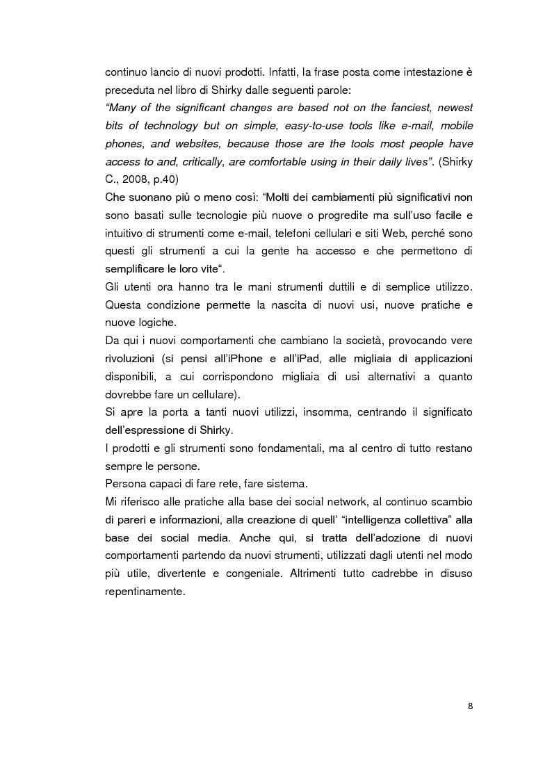 Anteprima della tesi: Alghero QR - La città parla in codice. Tra turismo, web 2.0, servizi mobile e progetti sperimentali., Pagina 2