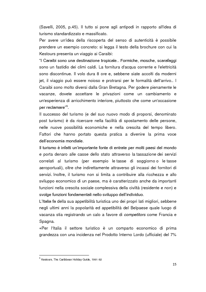 Anteprima della tesi: Alghero QR - La città parla in codice. Tra turismo, web 2.0, servizi mobile e progetti sperimentali., Pagina 9