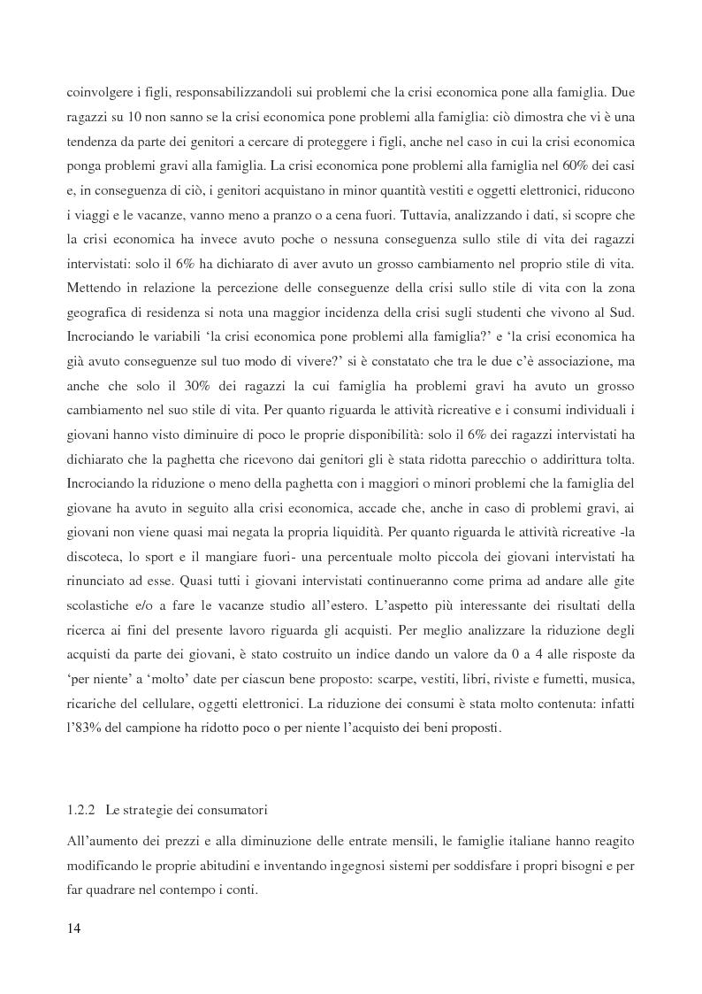 Anteprima della tesi: Lo sviluppo di un nuovo canale commerciale: gli outlet elettronici, Pagina 10