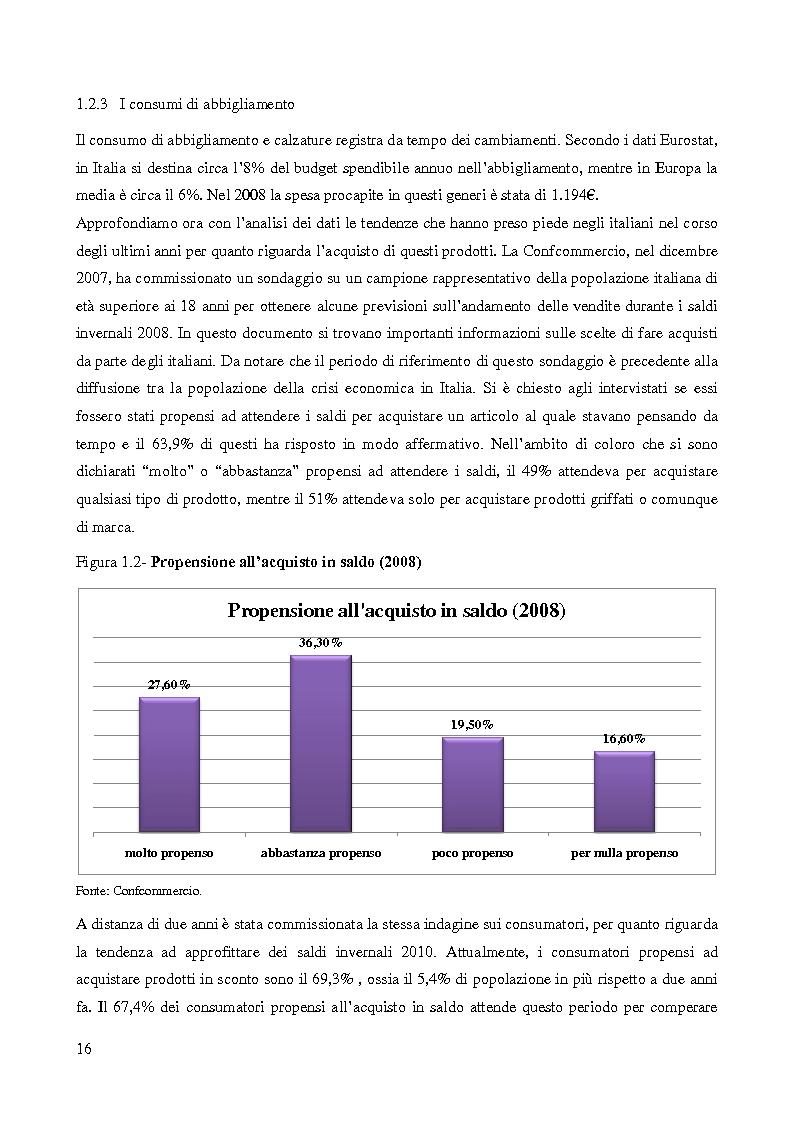 Anteprima della tesi: Lo sviluppo di un nuovo canale commerciale: gli outlet elettronici, Pagina 12