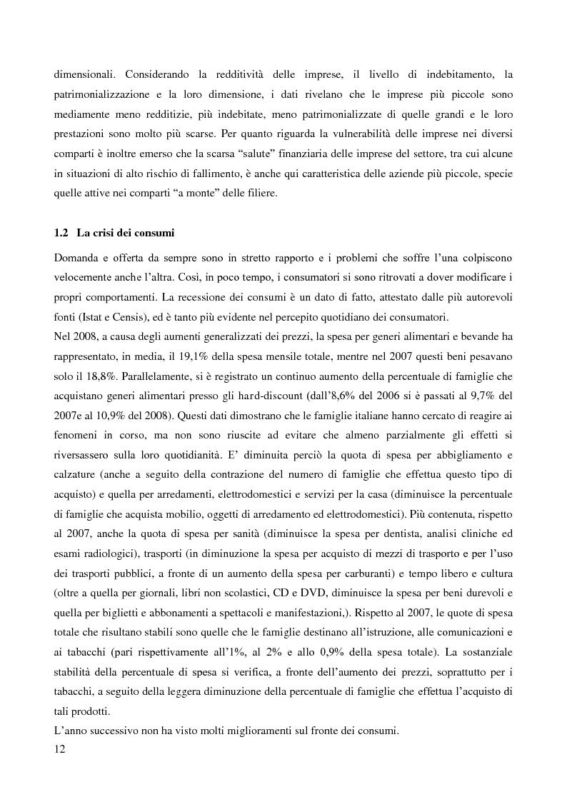 Anteprima della tesi: Lo sviluppo di un nuovo canale commerciale: gli outlet elettronici, Pagina 8