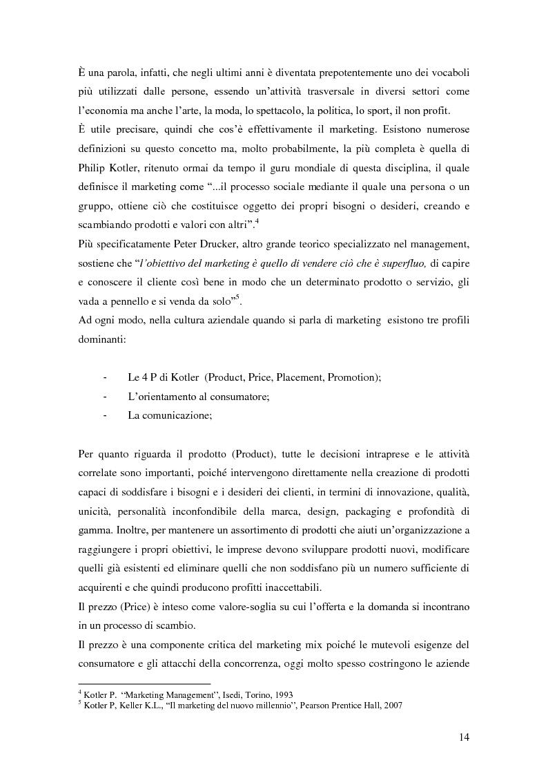 Anteprima della tesi: Marketing e ICT, Pagina 10