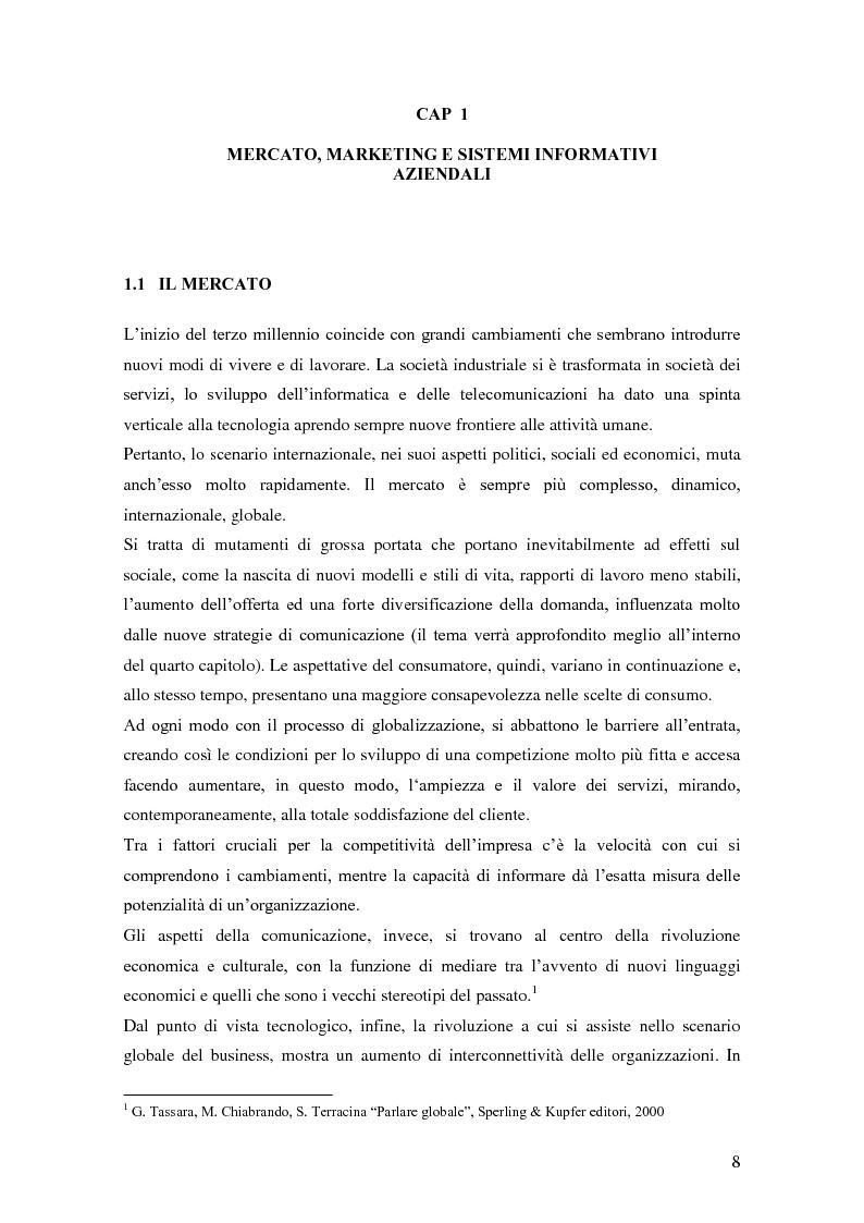 Anteprima della tesi: Marketing e ICT, Pagina 4