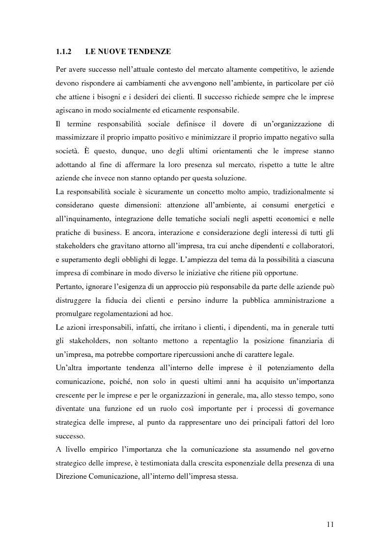 Anteprima della tesi: Marketing e ICT, Pagina 7