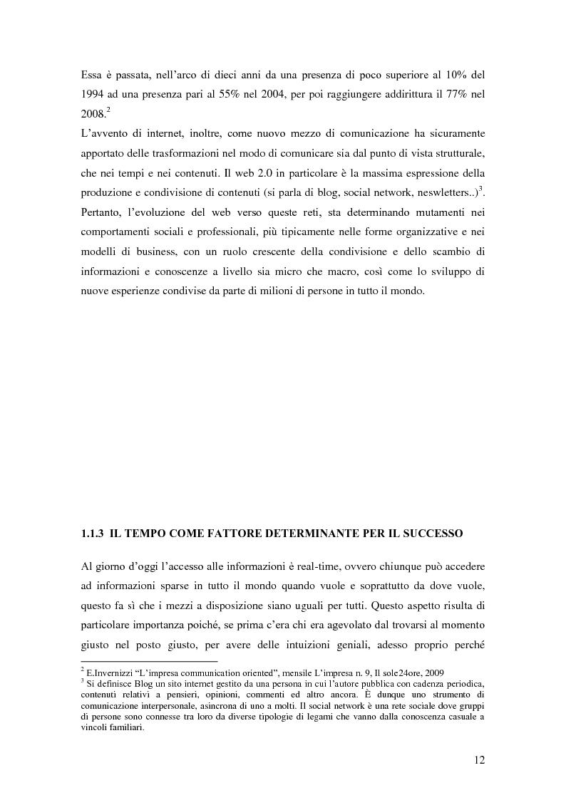Anteprima della tesi: Marketing e ICT, Pagina 8