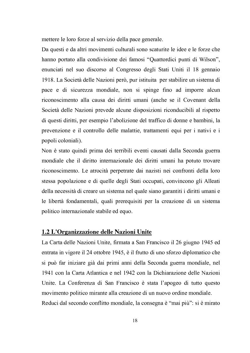 Anteprima della tesi: Universalità dei diritti e filosofia dell'economia politica, Pagina 12