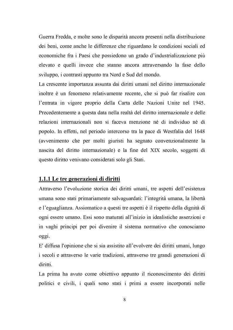 Anteprima della tesi: Universalità dei diritti e filosofia dell'economia politica, Pagina 2
