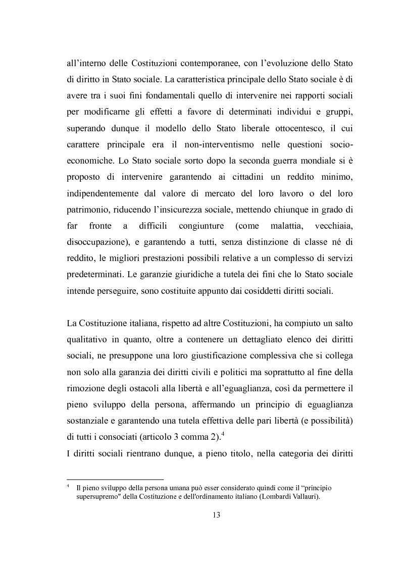 Anteprima della tesi: Universalità dei diritti e filosofia dell'economia politica, Pagina 7
