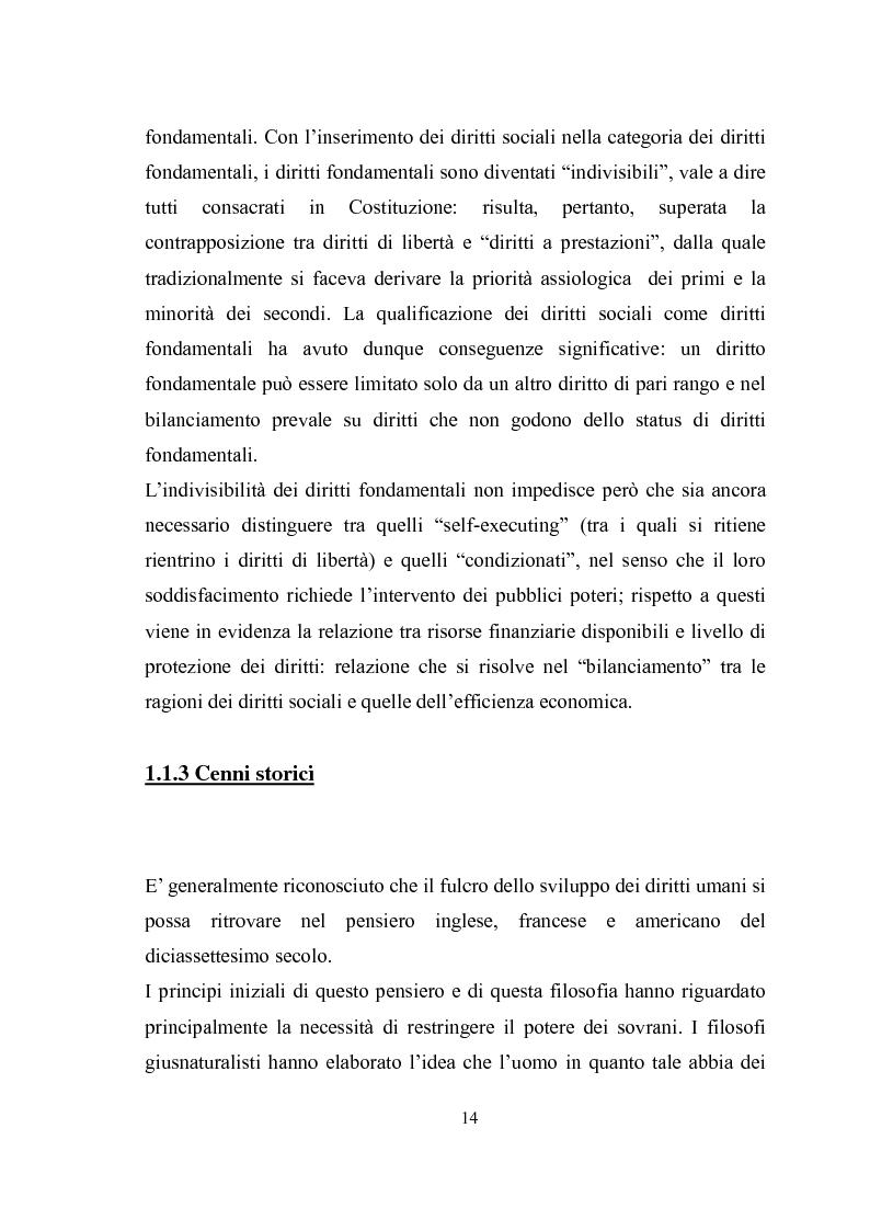 Anteprima della tesi: Universalità dei diritti e filosofia dell'economia politica, Pagina 8