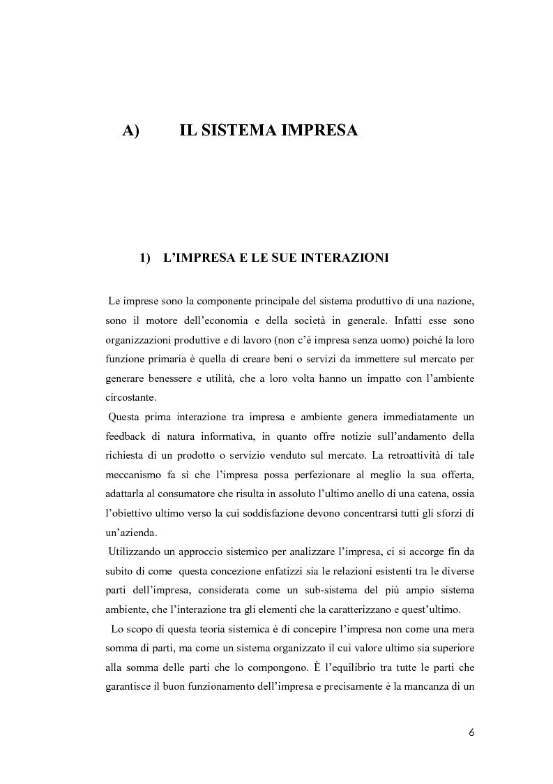 Anteprima della tesi: Il valore della soddisfazione del cliente nella gestione di un'azienda agricola, Pagina 3