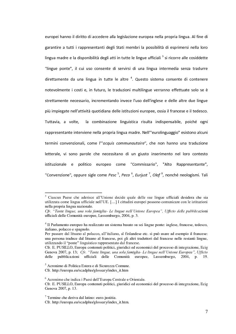 Anteprima della tesi: Traduzione commentata di alcuni passi tratti dagli studi compiuti su un Codice Civile Europeo, Pagina 2