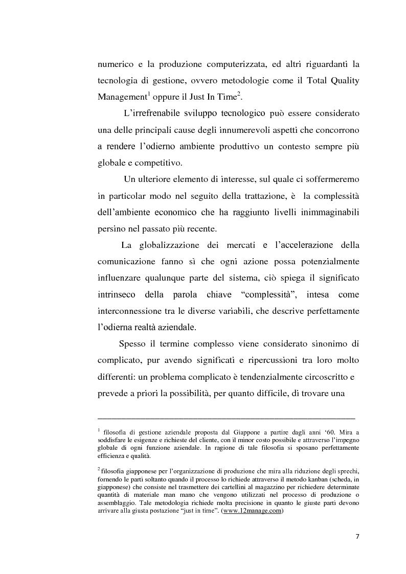Anteprima della tesi: Il Design to Cost come strumento di supporto alla progettazione, Pagina 5