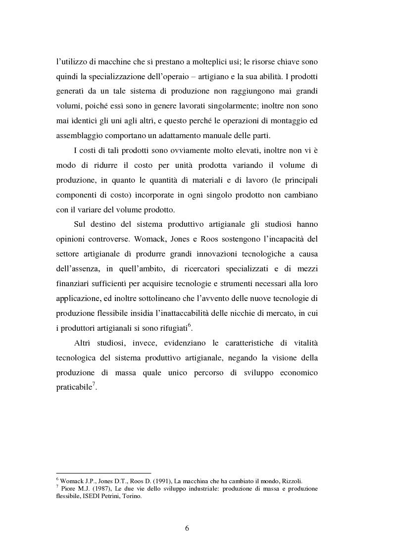 Anteprima della tesi: Le strategie di internazionalizzazione nel settore della componentistica auto: il caso Brembo, Pagina 6