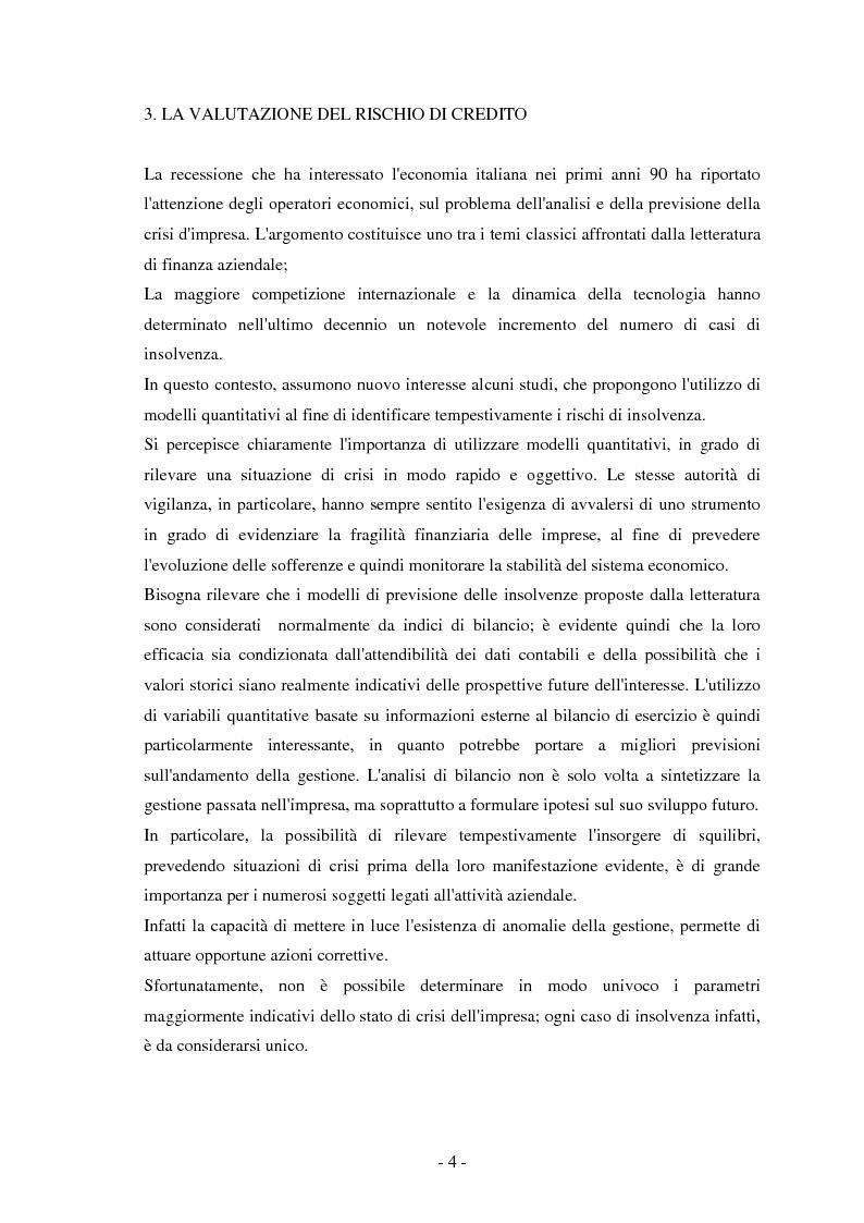 Anteprima della tesi: La misurazione del rischio finanziario degli enti locali, Pagina 2