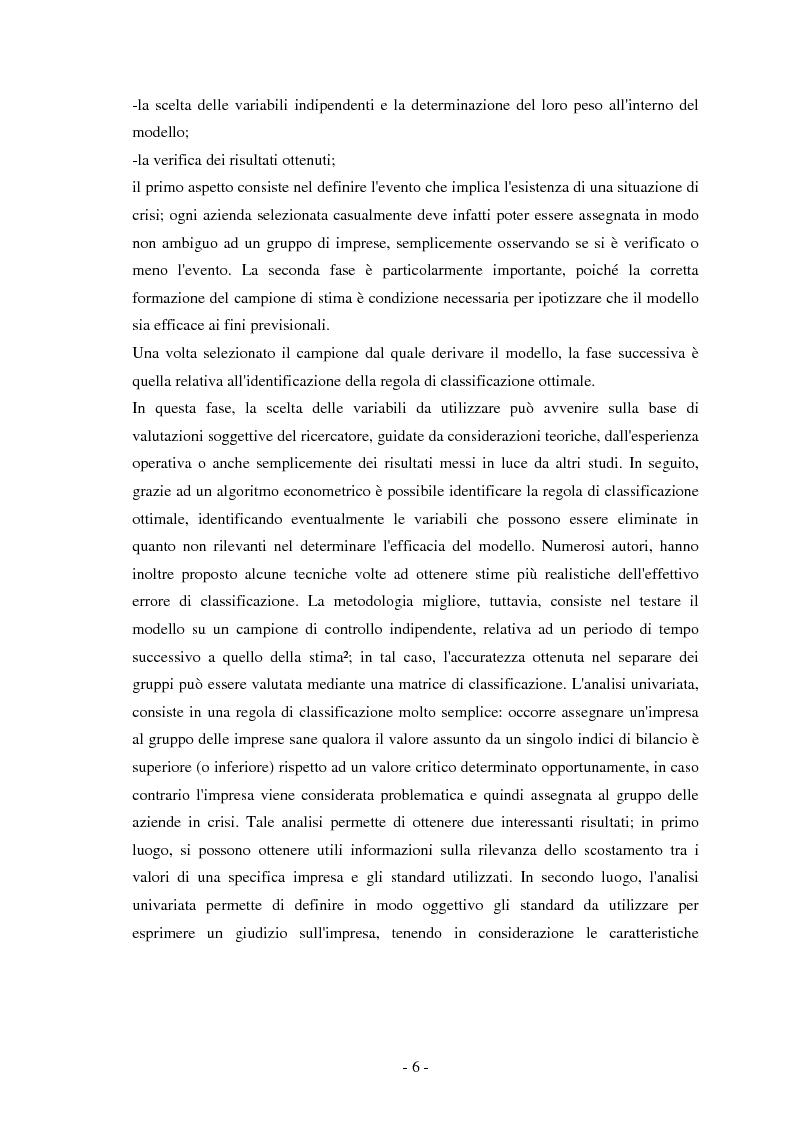 Anteprima della tesi: La misurazione del rischio finanziario degli enti locali, Pagina 4