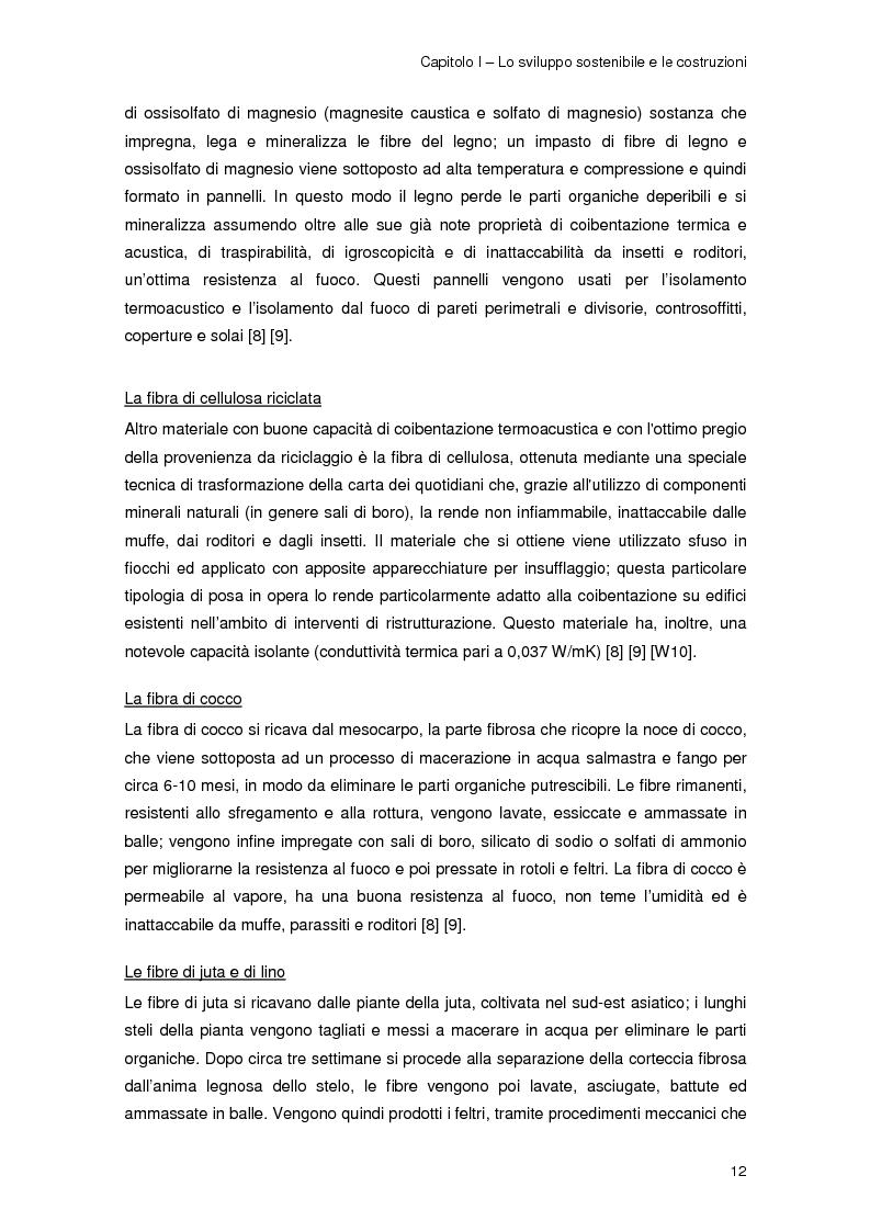 Anteprima della tesi: Risparmio energetico nell'edilizia residenziale: materiali e tecnologie, Pagina 11