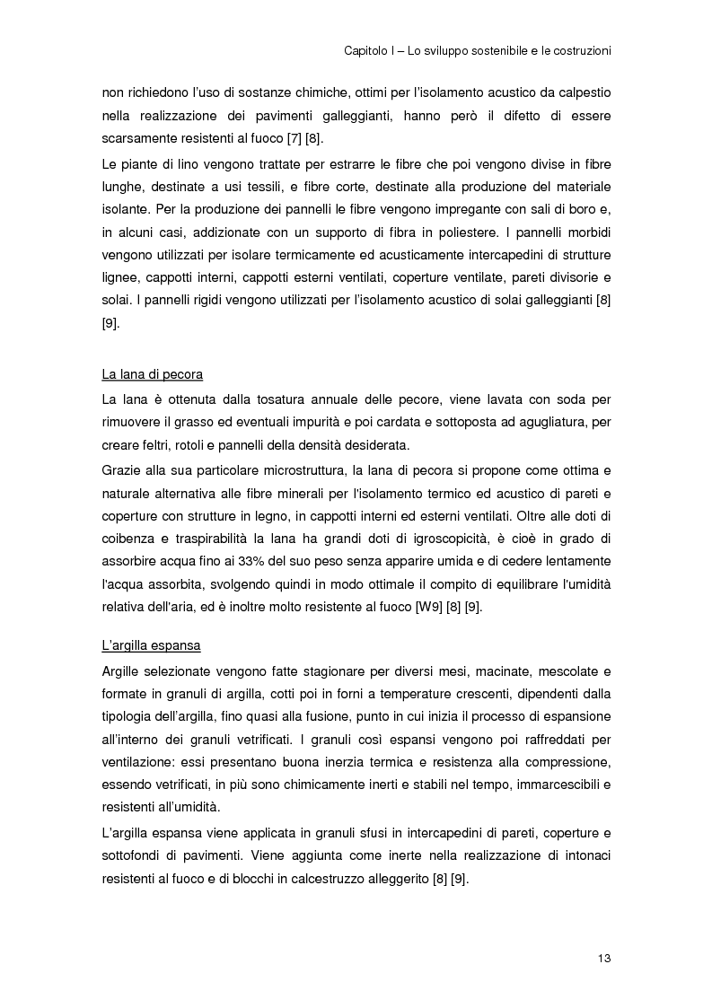 Anteprima della tesi: Risparmio energetico nell'edilizia residenziale: materiali e tecnologie, Pagina 12