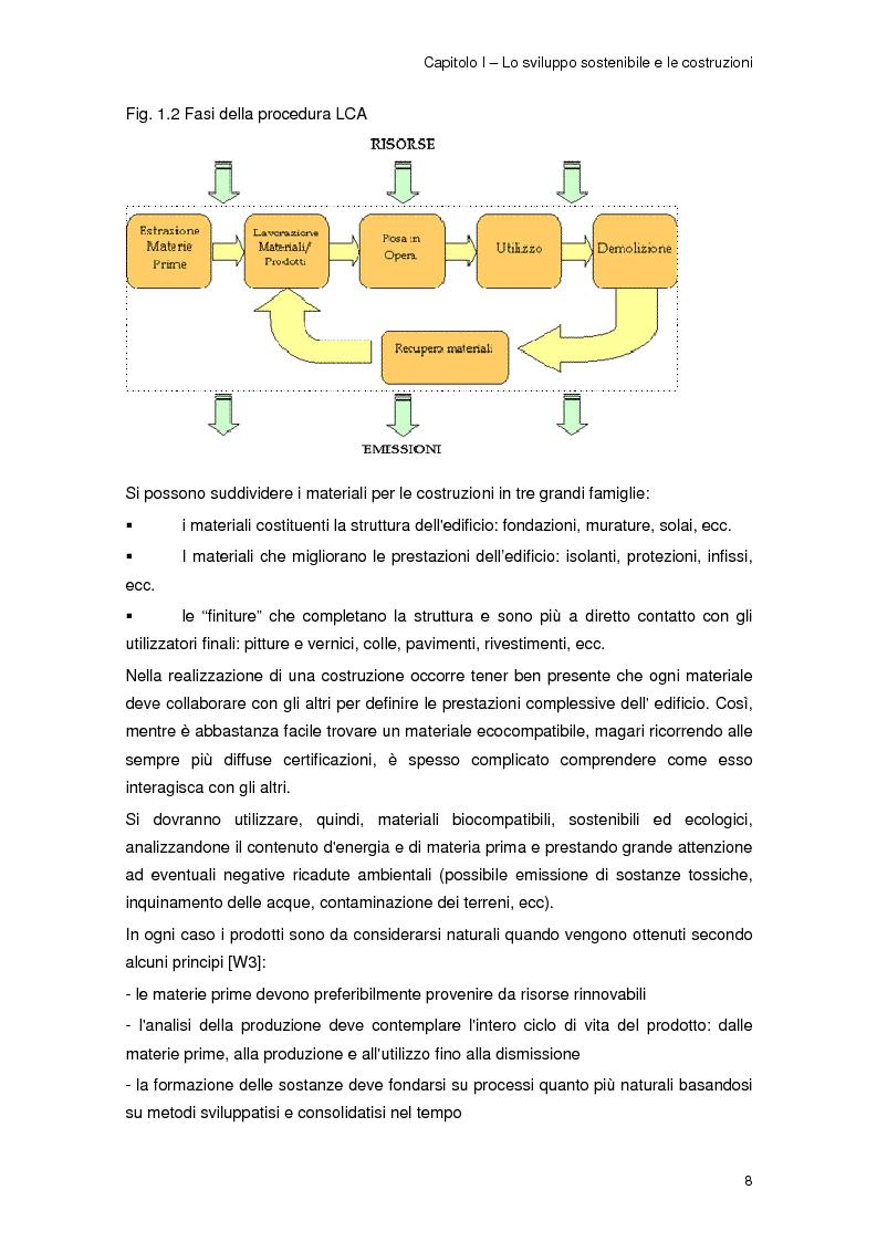 Anteprima della tesi: Risparmio energetico nell'edilizia residenziale: materiali e tecnologie, Pagina 7