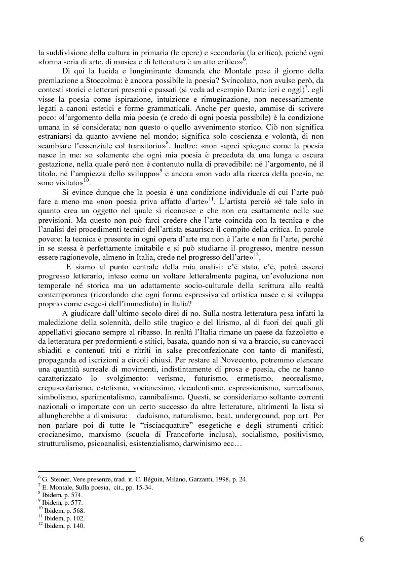 Anteprima della tesi: Ultimo viene il poeta. La mancata influenza di Henry Charles Bukowski Jr. in Italia., Pagina 2
