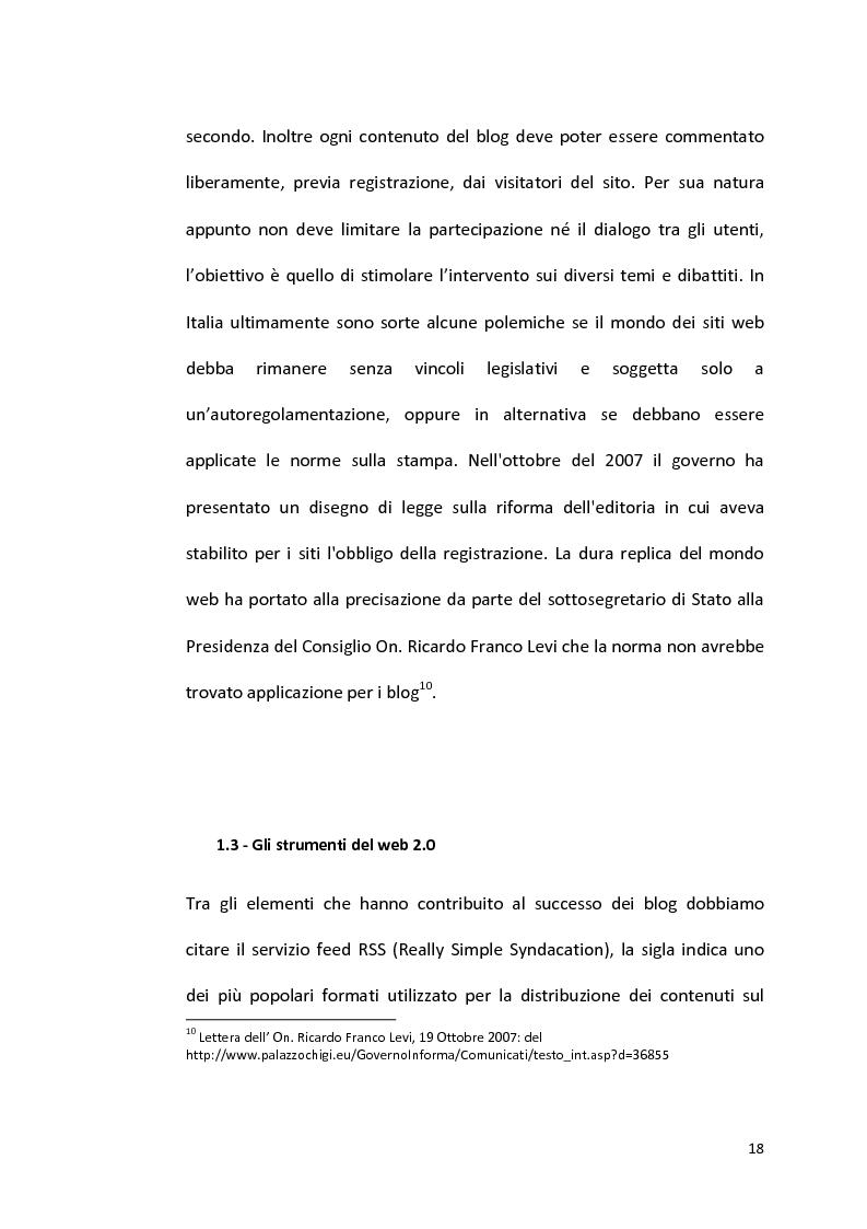 Anteprima della tesi: Web 3.0 Internet of services: uno stato dell'arte, Pagina 14