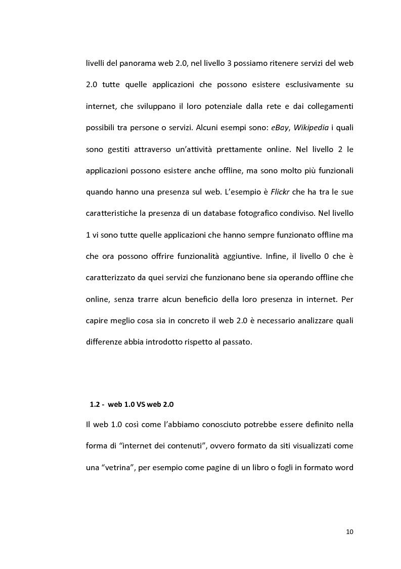 Anteprima della tesi: Web 3.0 Internet of services: uno stato dell'arte, Pagina 6