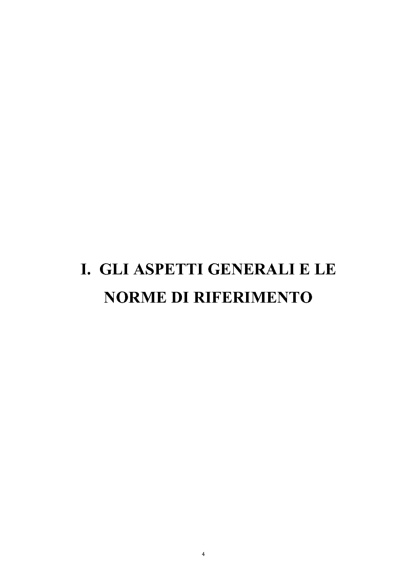 Anteprima della tesi: La prima adozione degli IAS/IFRS, Pagina 4