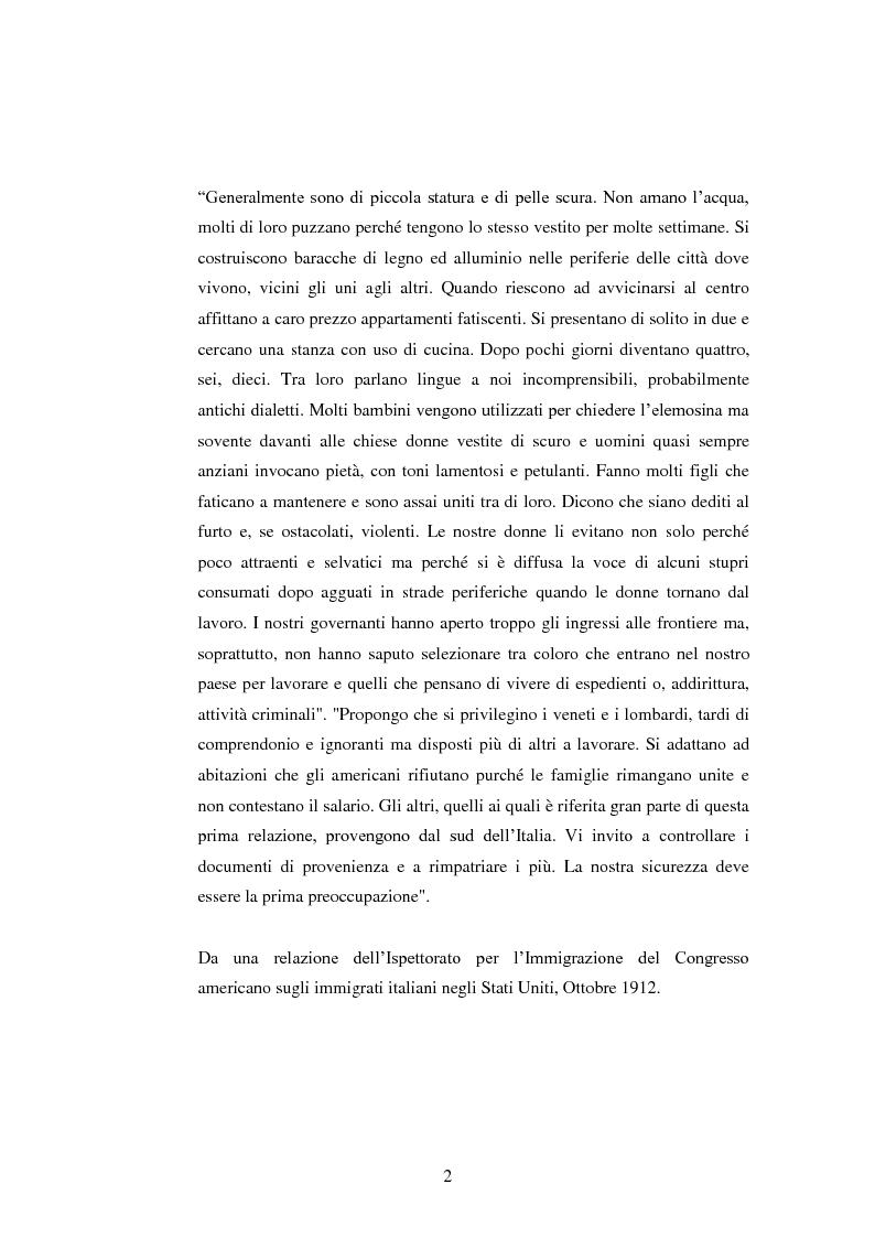 Anteprima della tesi: Immigrazione e imprenditoria cinese nel distretto di Prato, Pagina 2