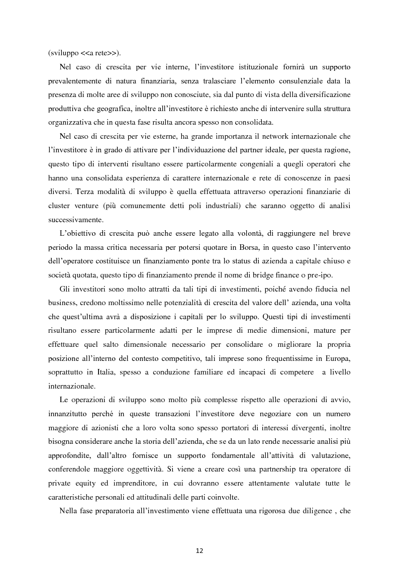 Anteprima della tesi: Il Private Equity nelle imprese in crisi: il caso Ferretti, Pagina 10