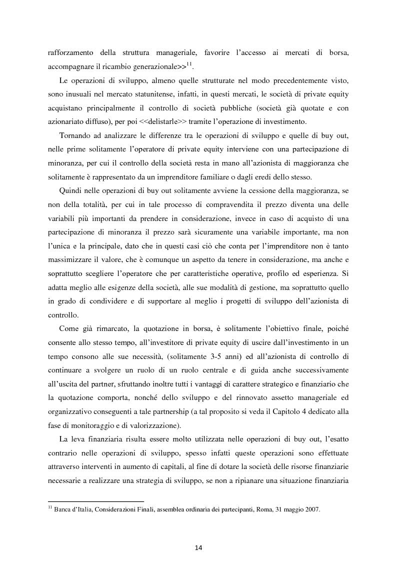 Anteprima della tesi: Il Private Equity nelle imprese in crisi: il caso Ferretti, Pagina 12
