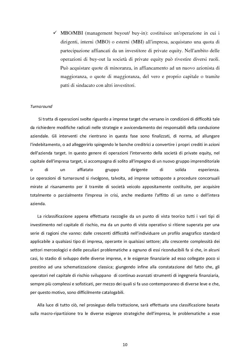Anteprima della tesi: Il Private Equity nelle imprese in crisi: il caso Ferretti, Pagina 8