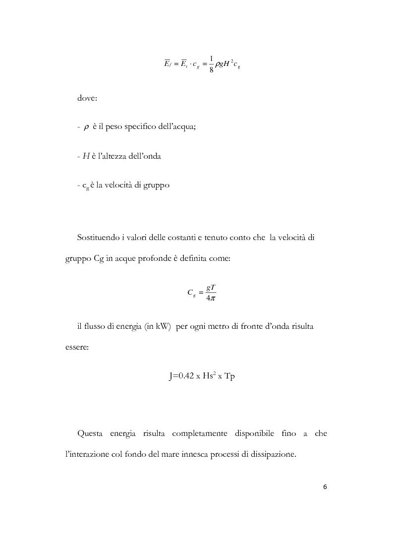 Anteprima della tesi: Conversione di energia dal moto ondoso: il seabased, una alternativa sostenibile all'eolico off-shore, Pagina 3